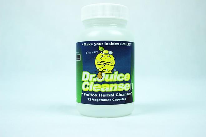 Herbal Fruitox Cleanser II